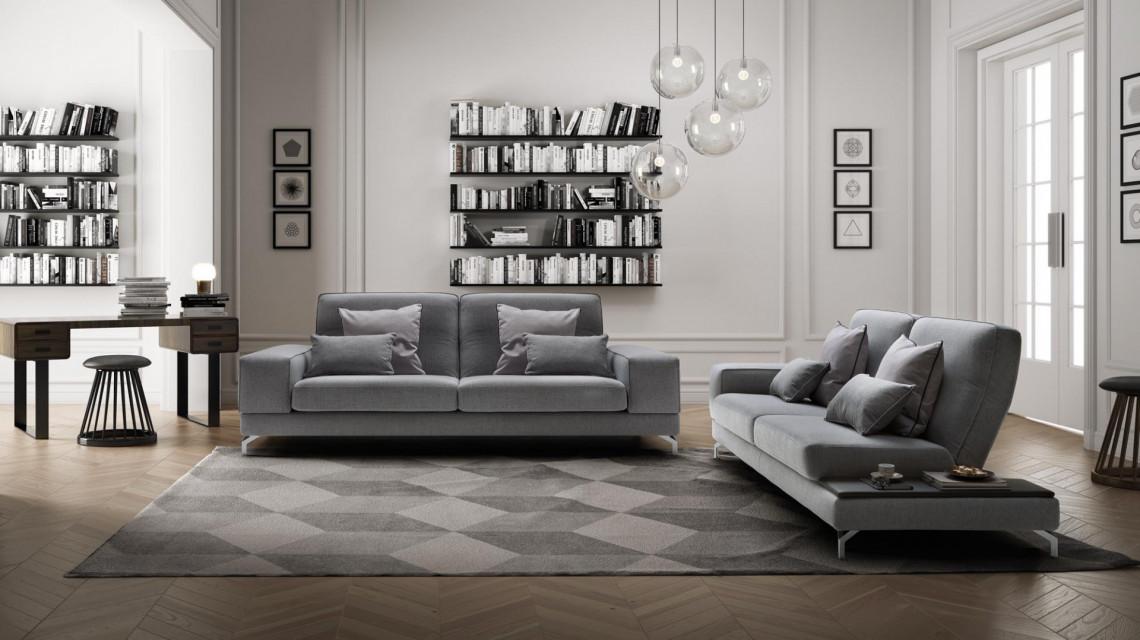 Arredamenti Cosenza divani le comfort johnson - mobilificio
